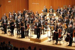"""Orquesta Sinfónica """"Santa Cecilia"""" de Cullera @ Auditorio de Banyeres (Alicante)"""